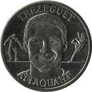 Token - Federation Francaise de Football - Continent Equipe de France (Trezeguet) – obverse