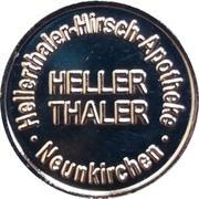 Heller Thaler - A-Vita & Hellerthaler-Hirsch Apotheke – reverse