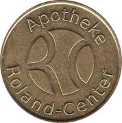 1 Taler - Apotheke Roland-Center – obverse