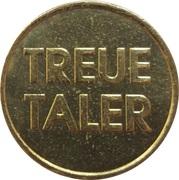 Treue Taler - Rathaus Apotheke (Wülfrath) – reverse