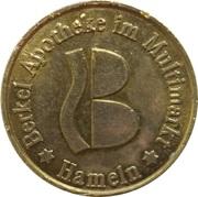 1 Taler - Berkel Apotheke (Hameln) – obverse