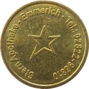Emmericher Stern-Taler - Stern Apotheke (Emmerich) – obverse