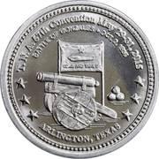 Token - Texas Numismatic Association (57th convention 2015) – obverse