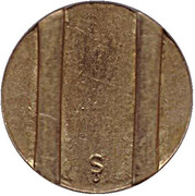 Telephone Token - CTC (without arrow) – reverse