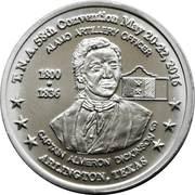 Token - Texas Numismatic Association (58th convention 2016) – obverse