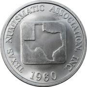 Token - Texas Numismatic Association (59th convention 2017) – reverse