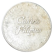 Token - Casino Filipino - New Pagcor (Manila) – obverse