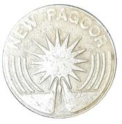 Token - Casino Filipino - New Pagcor (Manila) – reverse