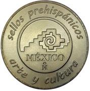 Token - Sellos Prehispanicos (Deer) – reverse