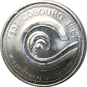 1 Dollar - Cobourg, Ontario – obverse