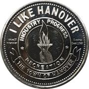 1 Dollar - Hanover, Ontario – obverse