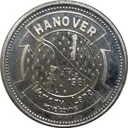 1 Dollar - Hanover, Ontario – reverse