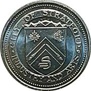 1 Dollar - Stratford, Ontario – reverse