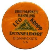 5 Pfennig (Dusseldorf) [Private, Leo Kropp] – obverse