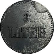 1 Liter - Emil Frei Käserei (Gähwil) – reverse