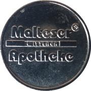 Wittlaer Mark - Malteser Apotheke (Düsseldorf) – obverse