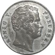 Medal - Victoria Regina / König V. Preussen – reverse