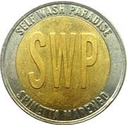 Car Wash Token - SWP (Spinetta Marengo) – obverse