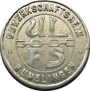 Token - Gewerkschaftsheim (Rumelange) – obverse