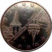 1 Euro (Obernai / Gengenbach) – reverse