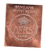 25 Kroner - Mörsil – reverse