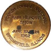 Token - National Gun Report Show (4th Annual) – reverse