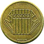 Token - Kanata All Sports Centre – obverse