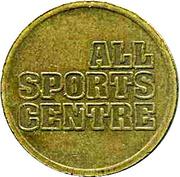 Token - Kanata All Sports Centre – reverse