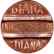 Token - Diana – obverse
