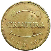Game Token - Criatura – obverse