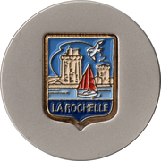 Shopping Cart Token - La Rochelle – obverse