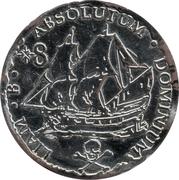 Pirat coin – obverse