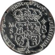 Pirat coin – reverse