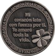 Lucky Coin (Te amo) – reverse