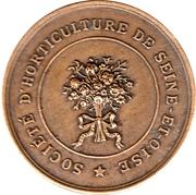 Token - Société d'horticulture (Seine et Oise) – obverse