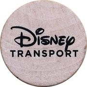 Token - Disney Transport – obverse