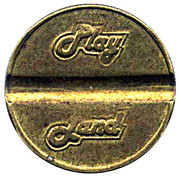 Game Token - Play Land – obverse