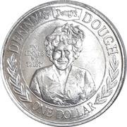 1 Dollar - Denny's – obverse