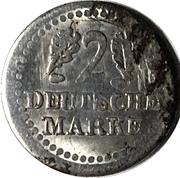 2 Marke (Kindergeld) – reverse