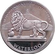 Token - Waterloo (George P. Recent) – reverse