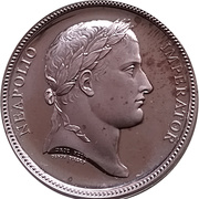 Token - Waterloo (Napoléon) – obverse