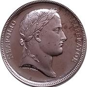 Token - Waterloo (Napoléon) – obverse