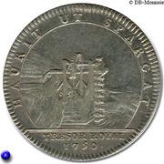 Token - Louis XV (Tresor royal) – reverse