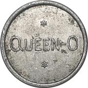 5 Cents - Queen-O (Buffalo, New York) – obverse
