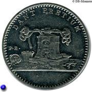 Token - Monnaie de Paris (Dant Pretium 1767) – reverse