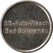 Car Wash Token - SB-Auto-Wasch (Bad Schwartau) – obverse