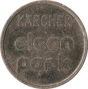Car Wash Token - Kärcher Clean Park (Stade) – reverse