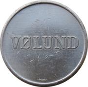 Token - Vølund (27 mm) – obverse