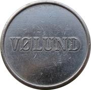 Token - Vølund (27 mm) – reverse