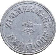 Token - Zimmermann (Berndorf) – obverse